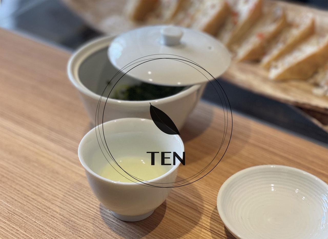 日本茶専門店「ヽ-TEN-」のプレオープンにお邪魔してきました